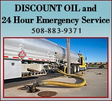 Discount Oil and 24 Hour Emergency Service, Call: 866-959-4356